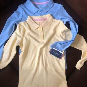 School uniform polo